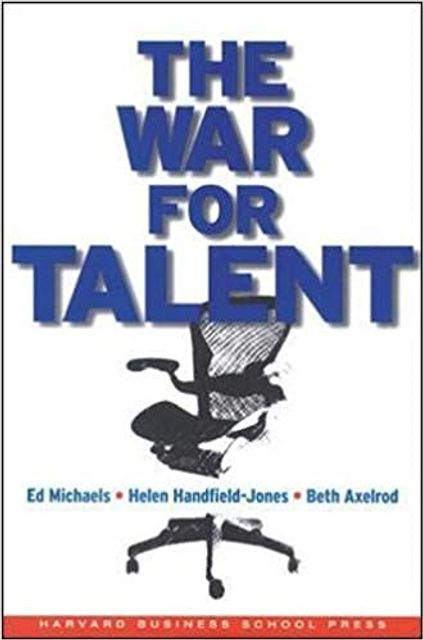 20 years since 'The War for Talent'... nothing has changed featured image