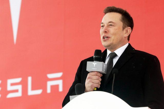 Tesla on a tear.... featured image