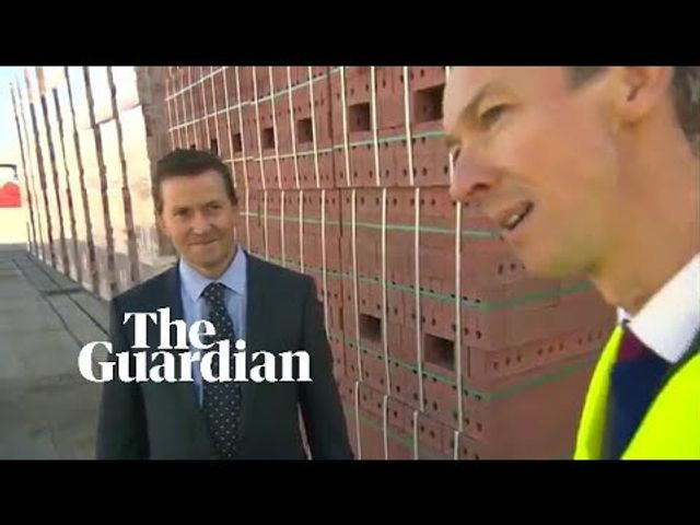 The art of a TV interview - Persimmon CEO and the press officer featured image