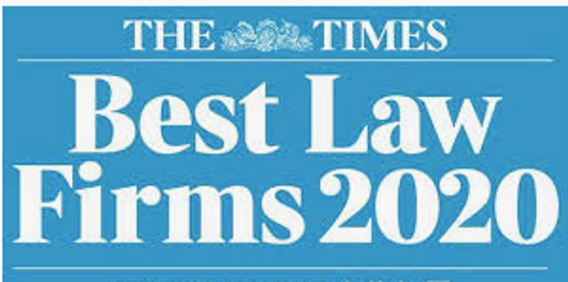 Best Law Firms Survey 2020 featured image