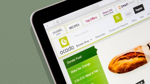 Ocado chokes on its own press release featured image