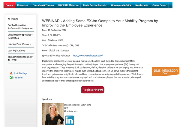 """Add some """"EX-tra"""" oomph to your mobility program by improving the employee experience featured image"""