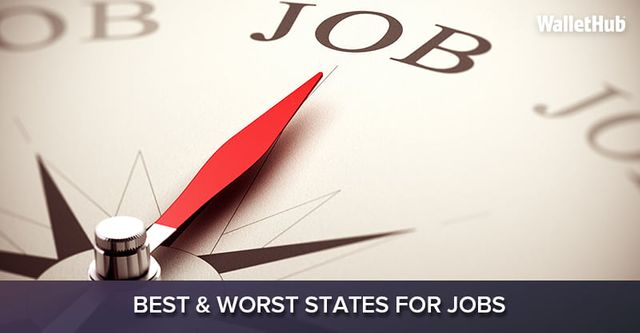 Looking for a job? Try looking in these top states featured image