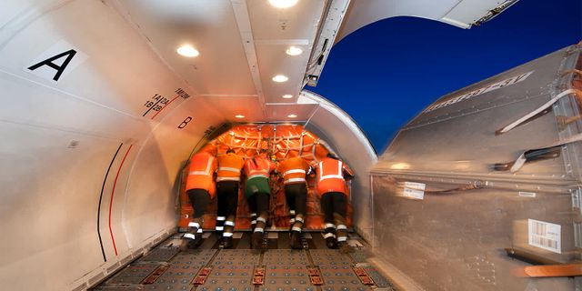 Airfreight hitting historic cost levels featured image