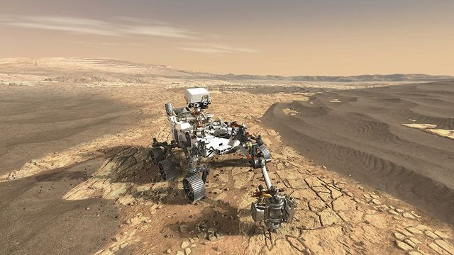 Missions to Mars demonstrate the power of Perseverance — and design thinking featured image