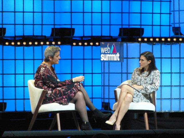 Web Summit, day 4: Competition, disinformation – and fast fashion featured image