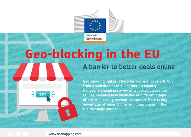 Geo-blocking regulation approved featured image