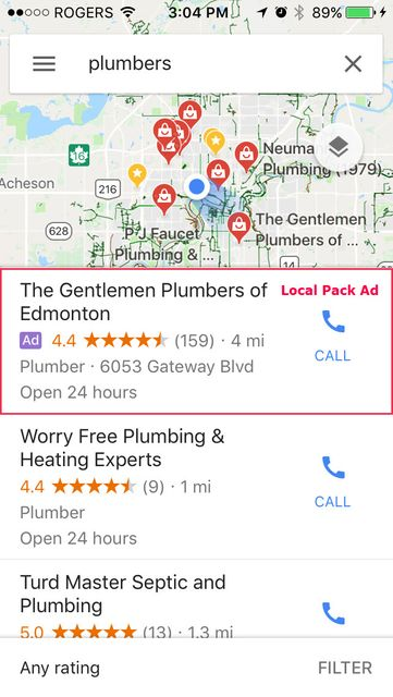 A Quick Guide to Local Pack Ads with Special Guest Joy Hawkins – Whitespark Weekly featured image