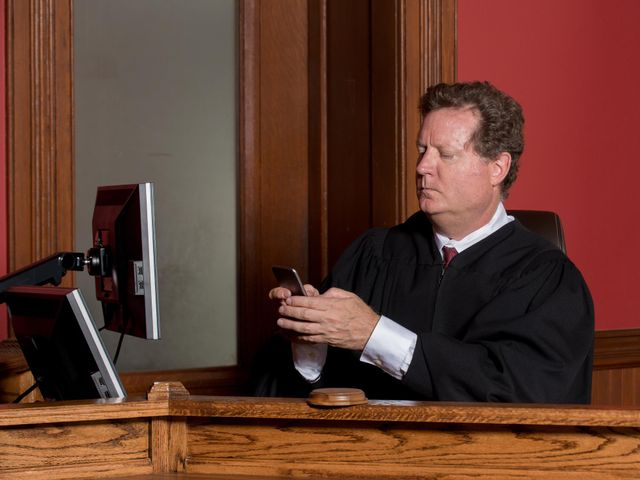 Judges on Twitter? It's just what the system needs. featured image