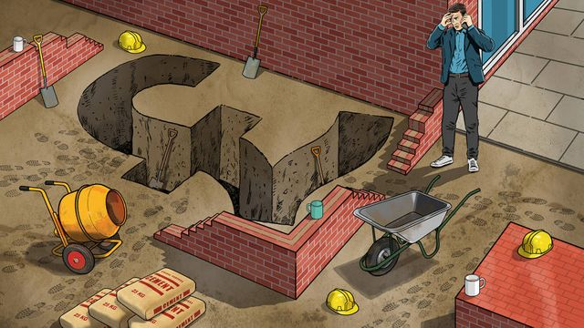 Construction: my builder has gone bust featured image