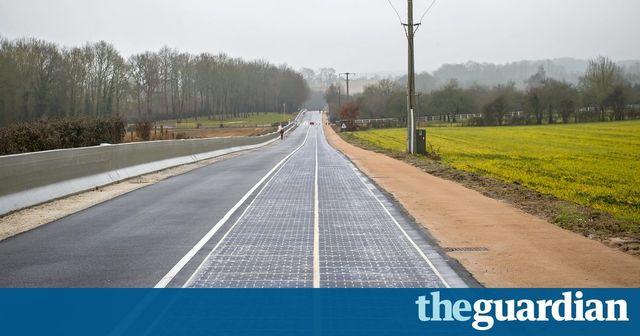 Solar panel roads featured image