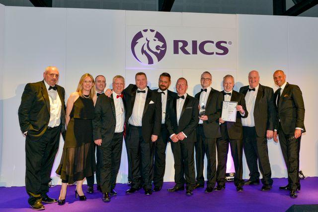 Pick Everard Project Scoops Prestigious RICS Award featured image