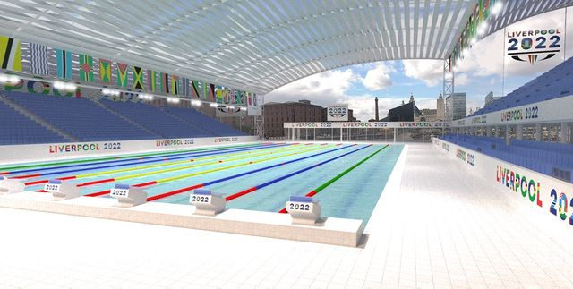 Liverpool reveals  £672m Commonwealth Games plans featured image