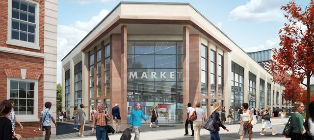 Warrington Continues to Develop featured image