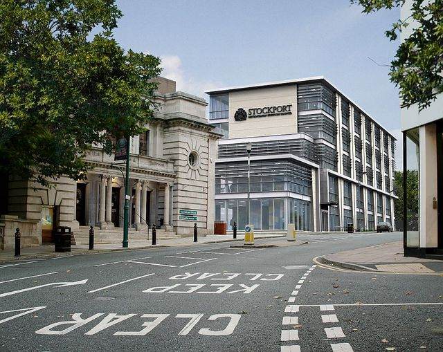GMCA approves further £20m for Stockport transport plan featured image
