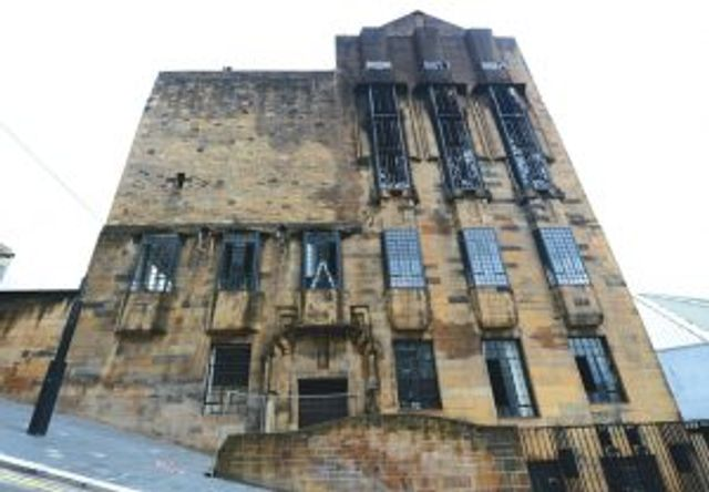 3D visualisation in restoration of the Mackintosh Building featured image