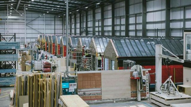 Offsite construction industry receives vote of confidence with significant investment from Goldman Sachs featured image