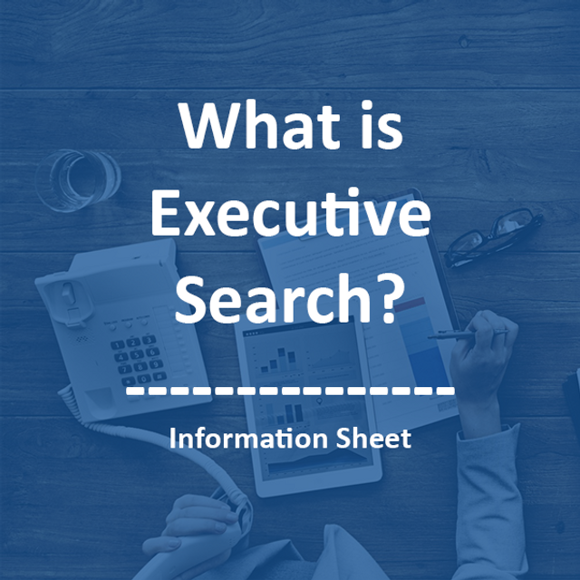 What is retained executive search? featured image