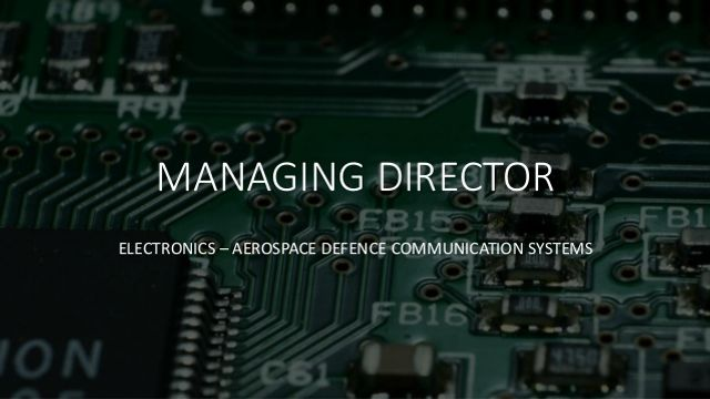 NEW Case Study - Aerospace - Managing Director featured image