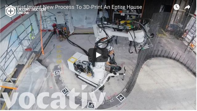 3D printer  builds three storey house - but will it lead to investment? featured image