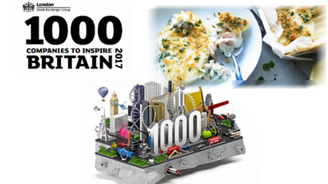 Food and drink manufacturers 'inspire Britain' in new report featured image