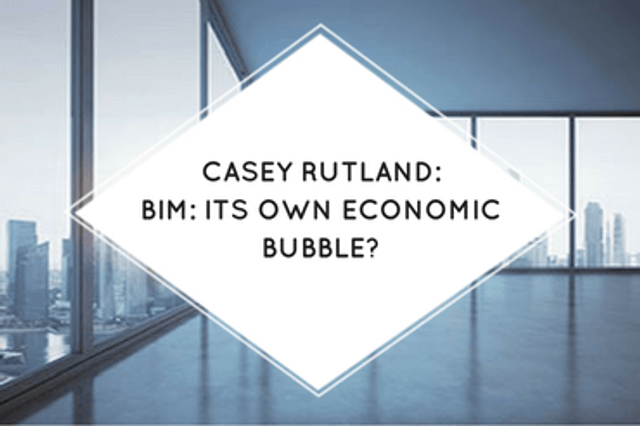 BIM: It's own economic bubble? featured image
