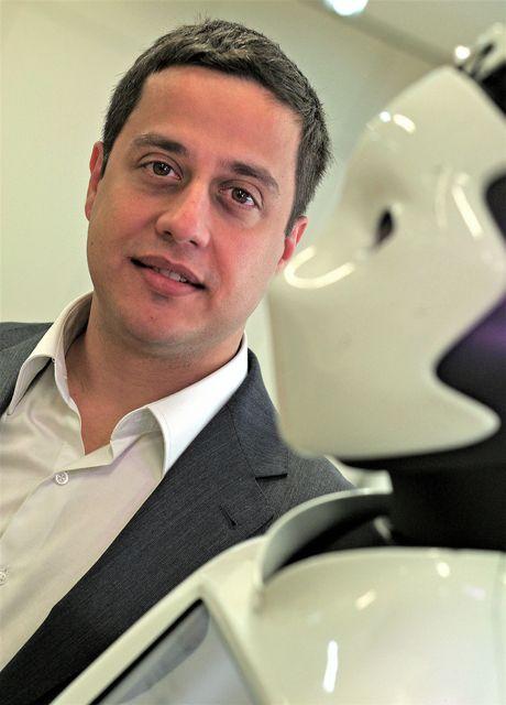 5 mins with Francesco Ferro - Robotics featured image