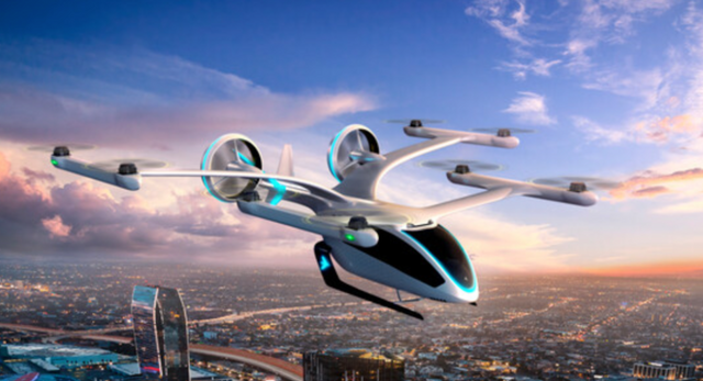 ELECTRIC eVTOL AIRCRAFT WILL SOON BE IN OUR SKIES featured image