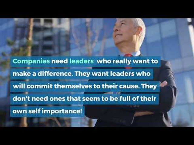 What leaders should be doing to get proactive with their job search - a short video featured image