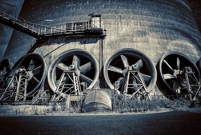 How the industrial revolution provides opportunity and light at the end of the tunnel. featured image