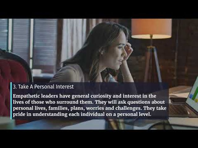 Are You An Empathetic Leader? Here's Why You Should Be And How You Can Be! featured image