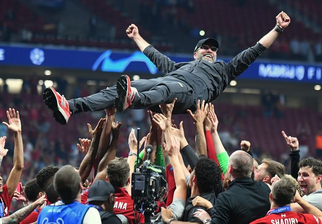 Jurgen Klopp - success based on a robust process and strong leadership NOT luck! featured image