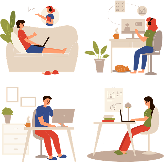 HOW TO BEST SUPPORT REMOTE EMPLOYEES featured image