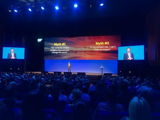SAP Ariba Live Takeaways: supply/demand, diversity, change, automation and Amazon featured image
