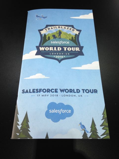 Salesforce World Tour; Here's What Actually Happened! featured image
