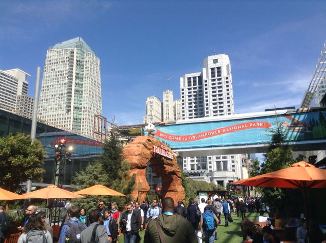 My Dreamforce Diary 2018 featured image