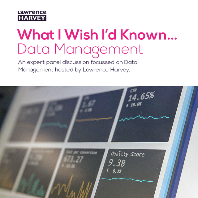 What I Wish I'd Known... Data Management featured image