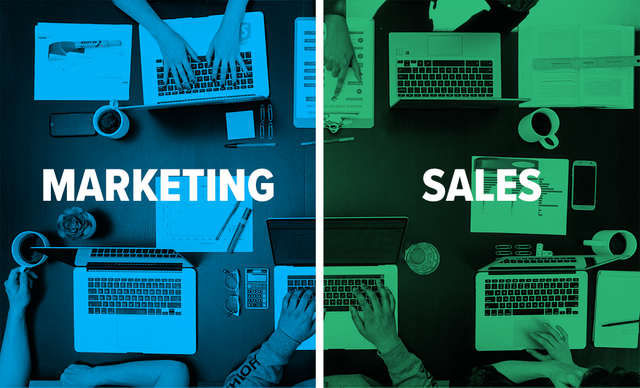 Are Marketing & Sales Speaking The Same Language? featured image