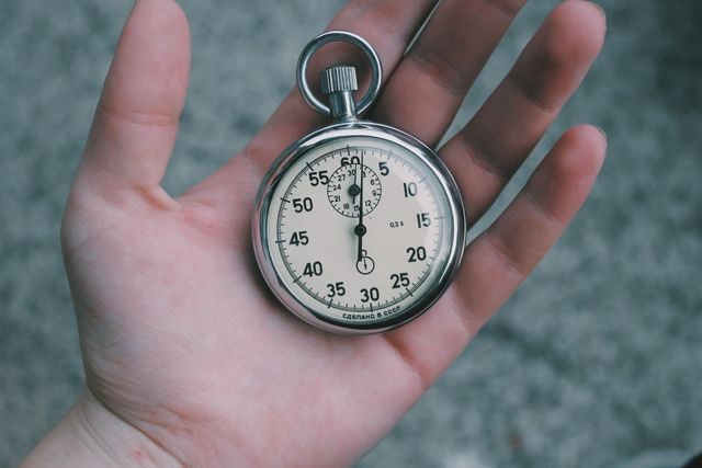 How to Stop Procrastinating by Using the 2-Minute Rule featured image