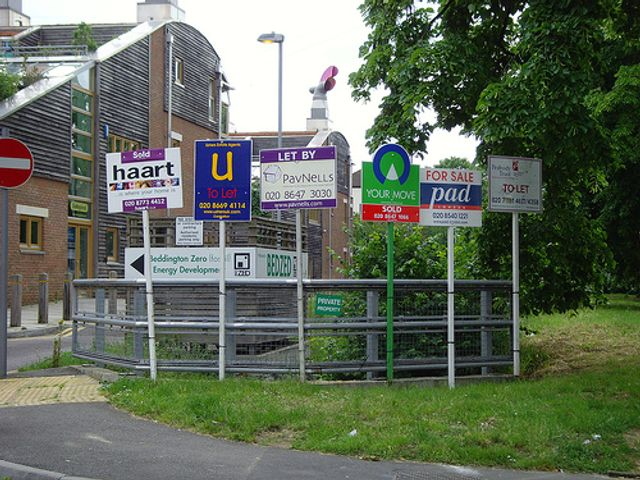 Ban on tenant fees: UK landlords may not use lettings agents featured image