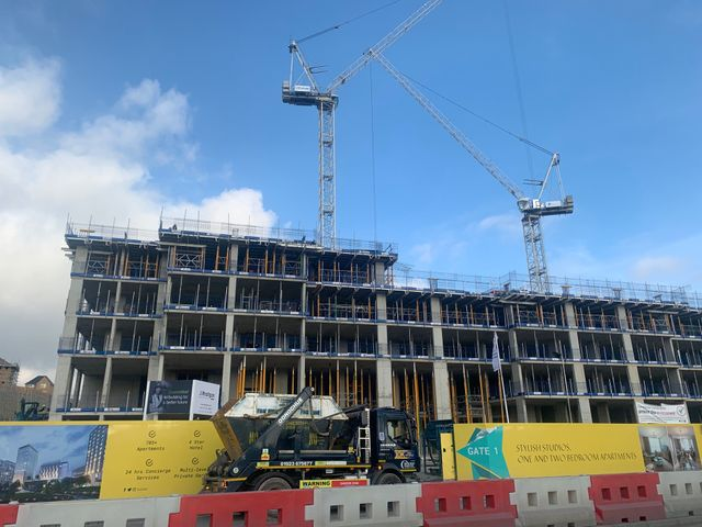 British construction output leaps ahead with greater demand and forward looking planning reforms featured image