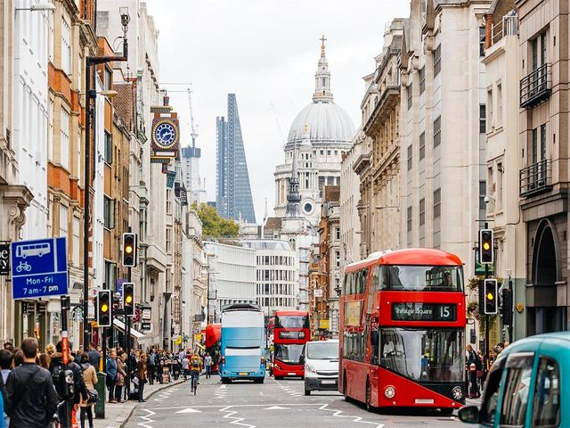 London continues to retain its world city crown: JLL featured image