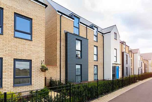 Scarcity of UK housing stock ameliorated by new build developers featured image
