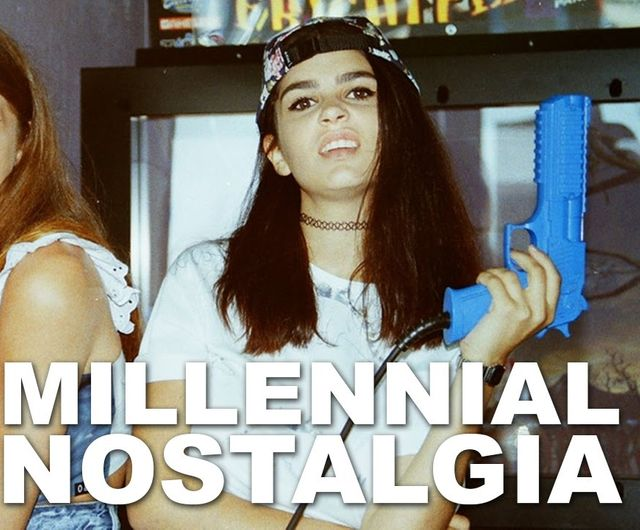 Tapping into Millennials - the power of Nostalgia Marketing featured image