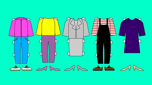 What Women Wear (seriously, I cannot believe I just wrote that) featured image