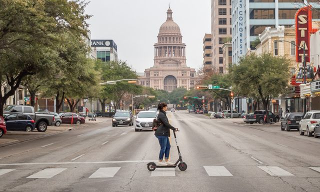 Rock down to (the micromobility) electric avenue featured image
