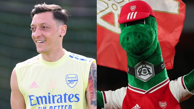 Mesut Özil, a 7ft dinosaur, and the power of the player featured image