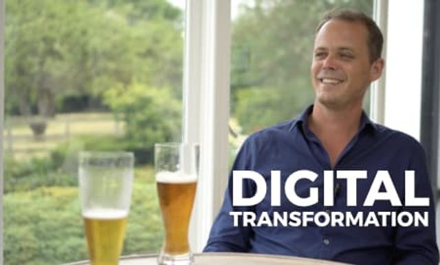 WHAT IS DIGITAL TRANSFORMATION? featured image