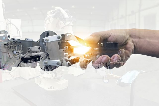 Beyond the buzz: the robotic revolution and digital transformation mash up featured image