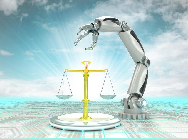 How Big Data Is Disrupting Law Firms And The Legal Profession featured image